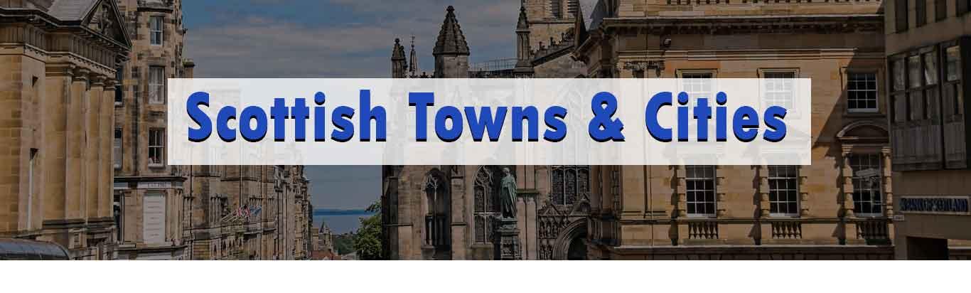 scottish towns banner
