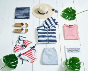Seaside wardrobe