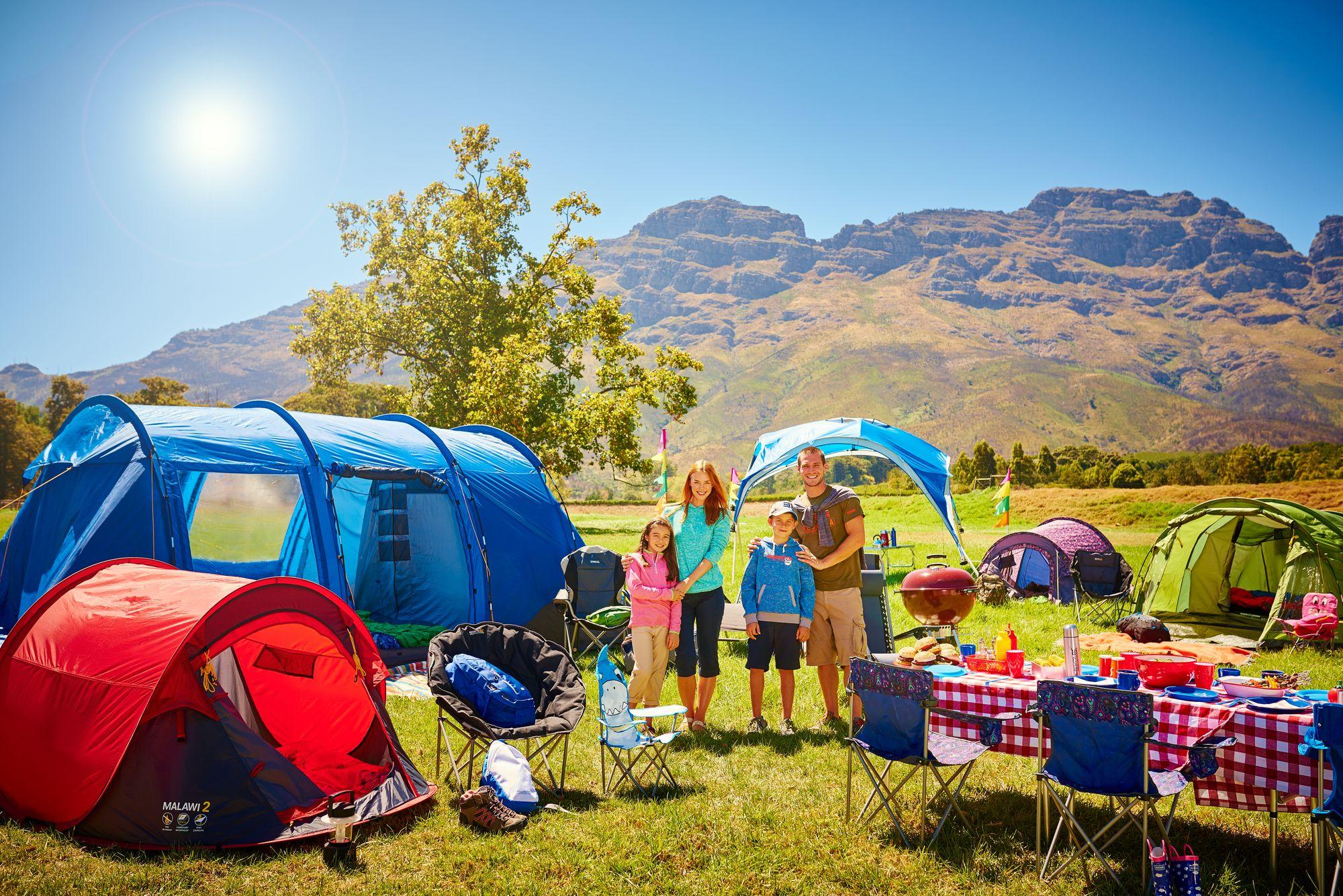 camping essentials header image