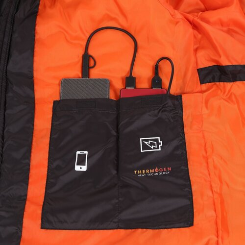 Heated Jacket Phone Charger