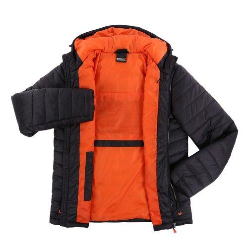 Heated Puffer Jacket Showcase
