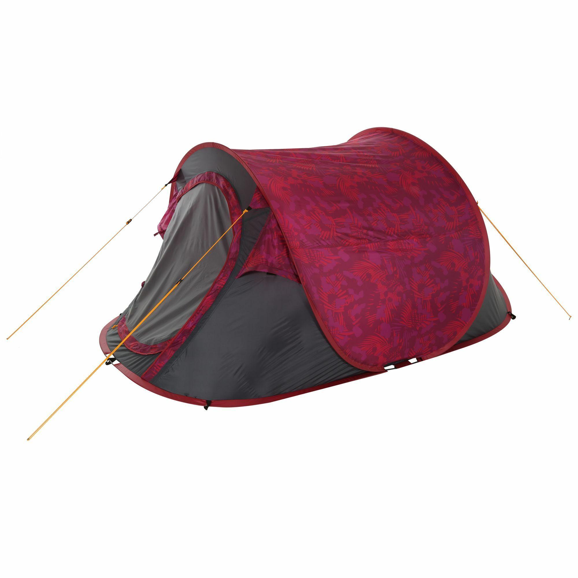 GEO Red Pop Up Tent