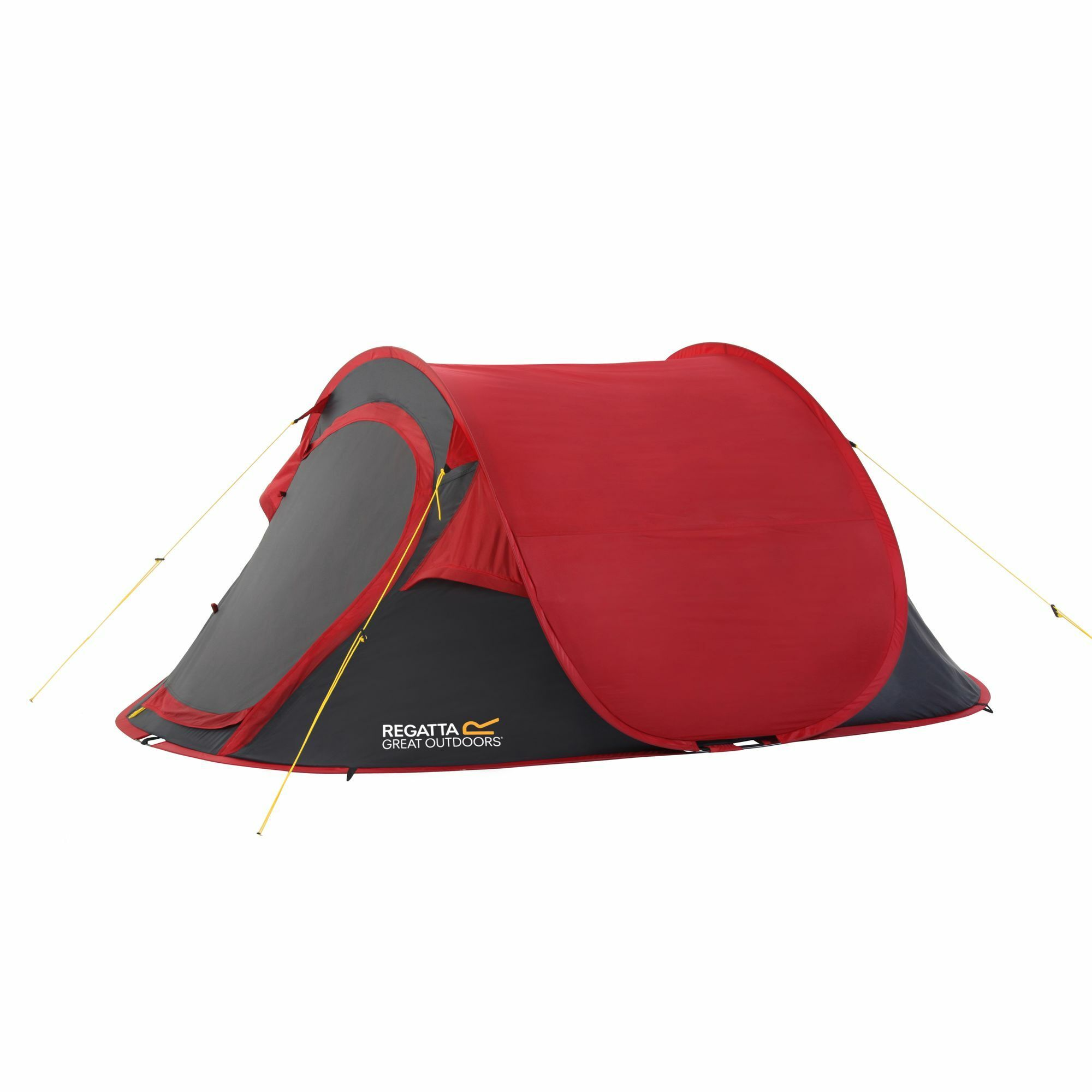 Red Pop Up Tent