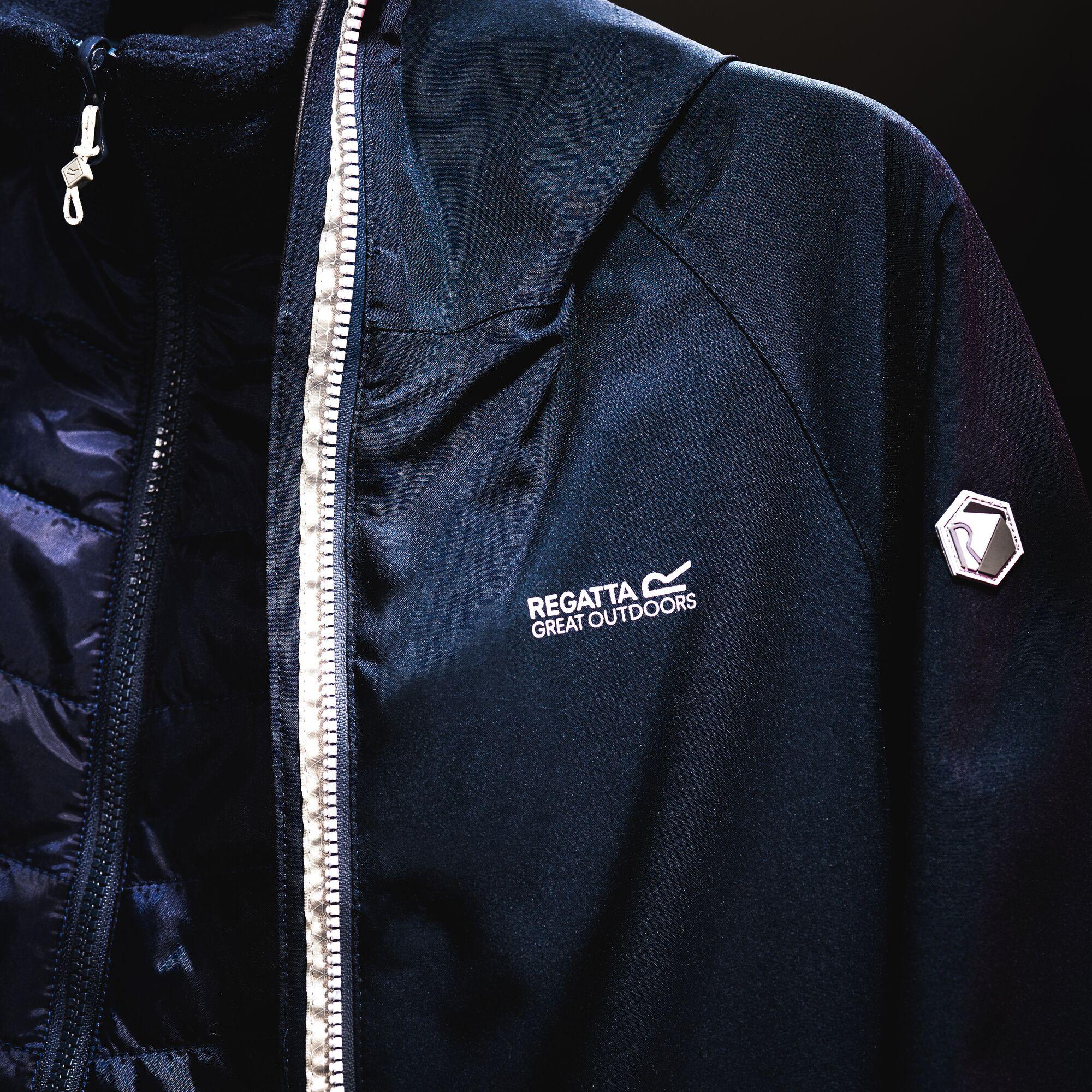 Waterproof Jacket with taped seams